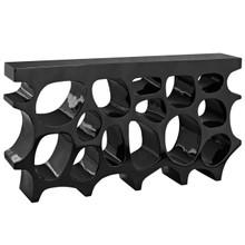 Wander Medium Stand, Black, Plastic 10996