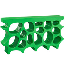 Wander Medium Stand, Green, Plastic 10997