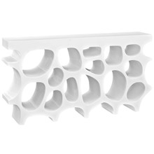 Wander Medium Stand, White, Plastic 10999