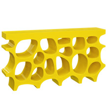 Wander Medium Stand, Yellow, Plastic 11000