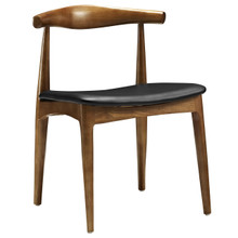 Tracy Dining Side Chair in Black