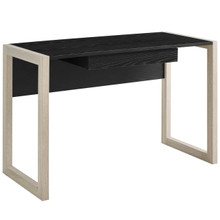 Become Writing Desk, Black, Wood 13076