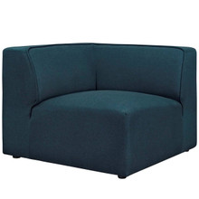 Mingle Corner Sofa, Blue, Fabric 13195
