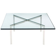 Pavilion Coffee Table, Clear, Glass 13394