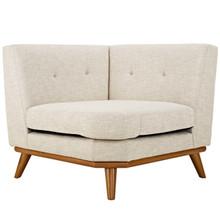 Engage Corner Sofa, Fabric, Beige 13318