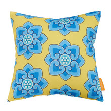 Modway Outdoor Patio Single Pillow, Fabric, Multi Color 13485