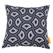 Modway Outdoor Patio Single Pillow, Fabric, Multi Colorful 13487
