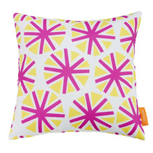 Modway Outdoor Patio Single Pillow, Fabric, Multi Colorful 13490