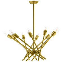 Cherish Brass Metal Pendant Light, Brass Metal Steel, Gold 13845