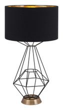 Delancey Table Lamp Black, 16149