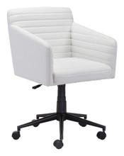 Bronx Office Chair White, 16188