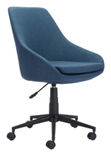 Powell Office Chair Blue, 16189