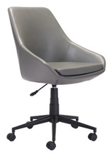 Powell Office Chair Gray, 16190