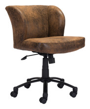 Shaw Office Chair Brown, 16192