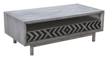 Raven Cubo Coffee Table Old Gray, 16194