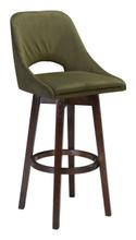 Ashmore Bar Chair Emerald Green, 16232