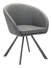 Barisic Dining Chair Gray, 16273