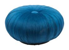 Bund Ottoman Blue Velvet , 16315