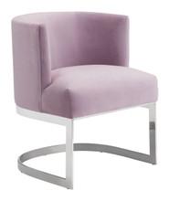 Artist Occasional Chair Pink Velvet, 16340
