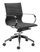 Kano Office Chair Gray Velvet, 16387