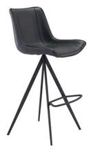 Aki Bar Chair Black, 16408