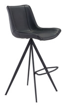 Aki Bar Chair Black, 16408