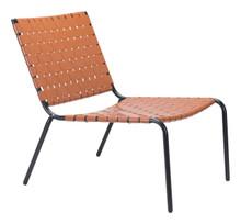 Beckett Lounge Chair Tan , 16447