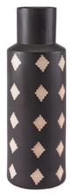 Pampa Bottle Lg Black & Beige, 16589