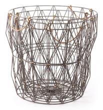 Set Of 3 Basket Antique, 16620