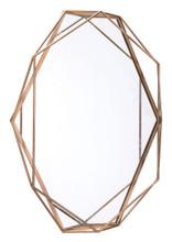 Octagonal Mirror Antique, 16635