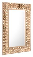 Mini Circles Gold Mirror, 16712