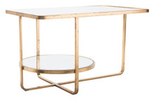 Geo Coffee Table Gold, 16728