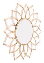 Flower Gold Mirror, 16736