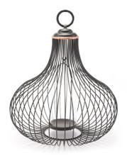 Light Lantern Lg Black, 16766