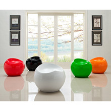 Drop Stool in Multicolored