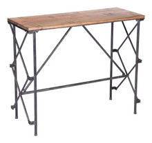 Esquil Console Table Brown, 16833