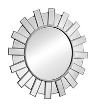 Cuzco Round Mirror Clear, 16863