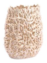Pearl Short Vase Gold, 16934