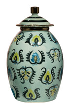 Paisley Temple Jar Multicolor, 16941