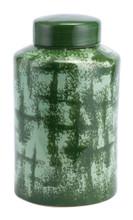 Anguri Small Temple Jar Green, 16962