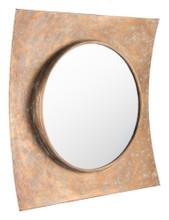 Cuadrado Mirror Gold, 16972