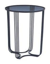 Tempo End Table Black, 16998