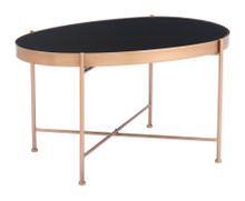 Gotta End Table 1 Black & Gold, 17005