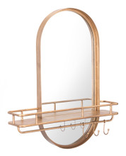 Dual Mirror Gold, 17053