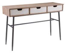 Desk Natural & White, 17062