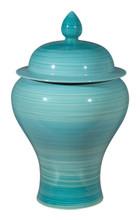Aralia Jar Blue, 17072