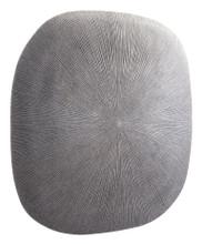 Square Granite Large Plaque Light Gray, 17107