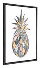 Pineapple Canvas Multicolor, 17113