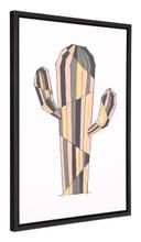 Cactus Canvas Multicolor, 17114
