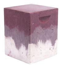 Cubo Garden Seat Purple, 17188